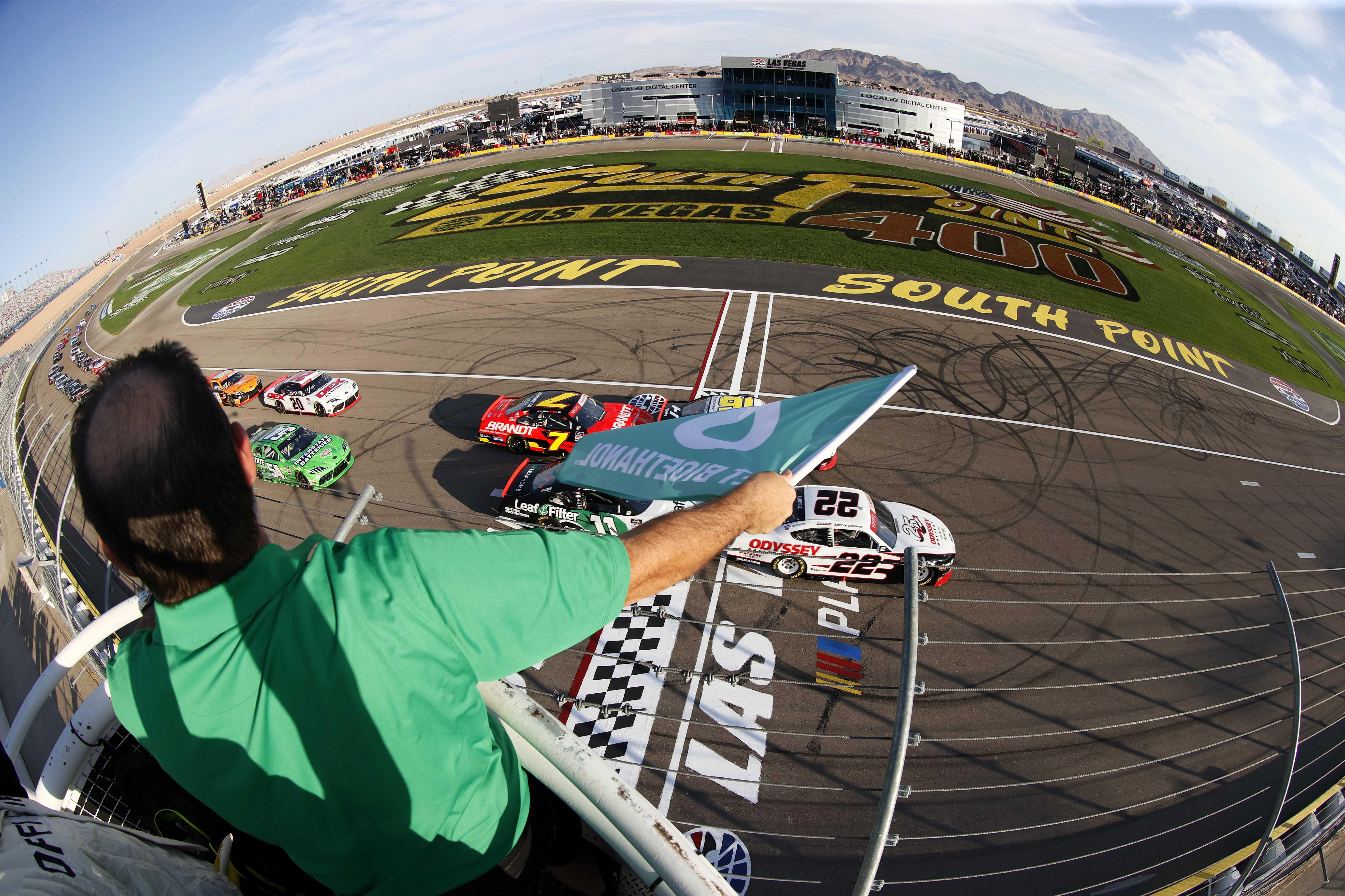 Las Vegas Motor Speedway - NASCAR Xfinity Series