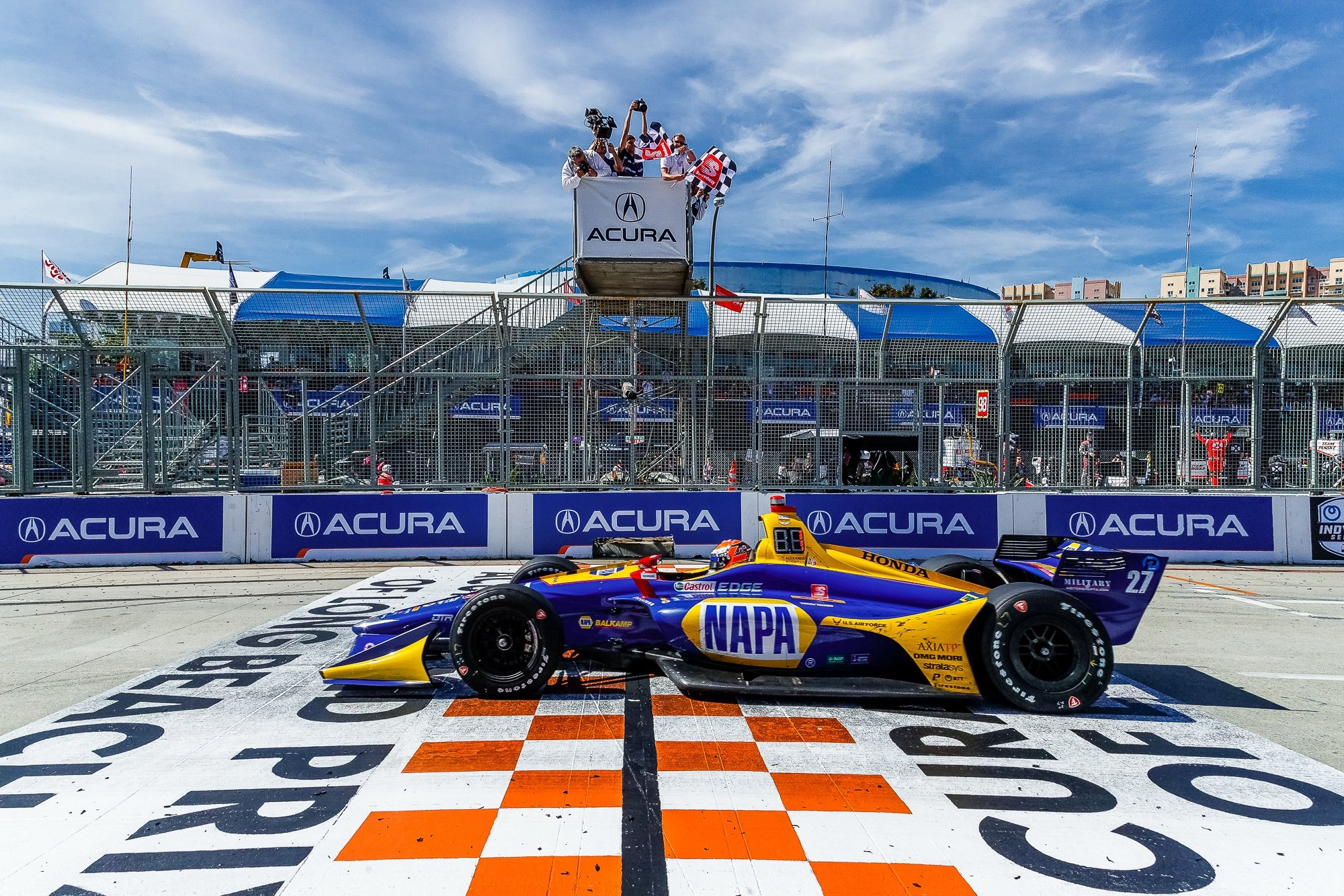 Long Beach Grand Prix - Indycar Series