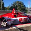 Marcus Ericsson - Indycar Series