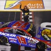 Martin Truex Jr wins at Richmond Raceway - NASCAR Cup Series