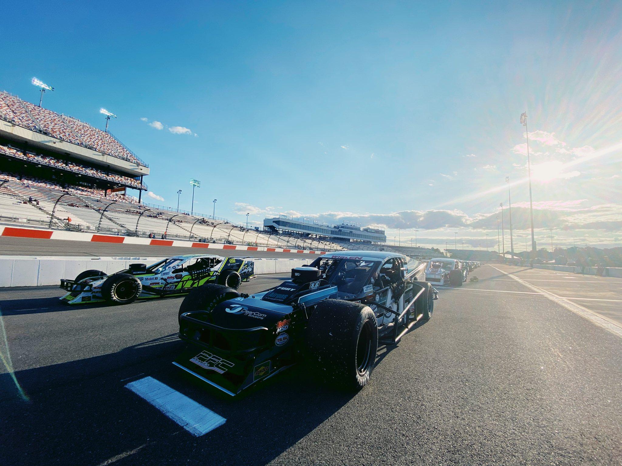 NASCAR Modified Tour - Richmond Raceway