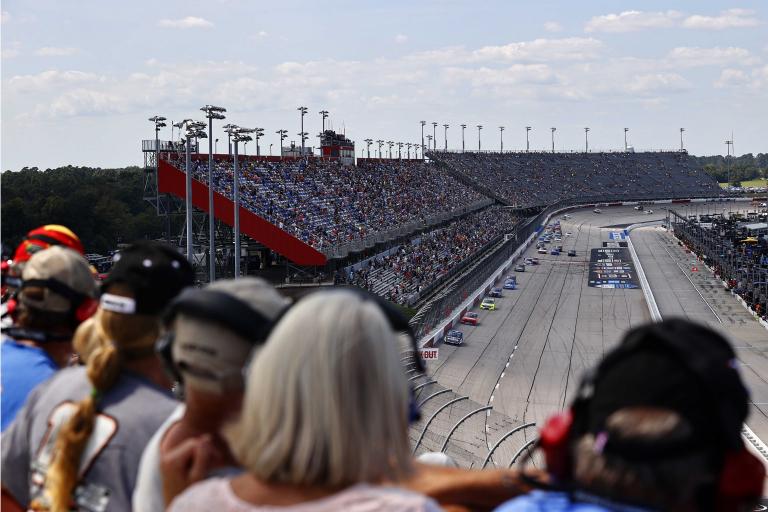 NASCAR Truck Series - Darlington Raceway - John Hunter Nemechek