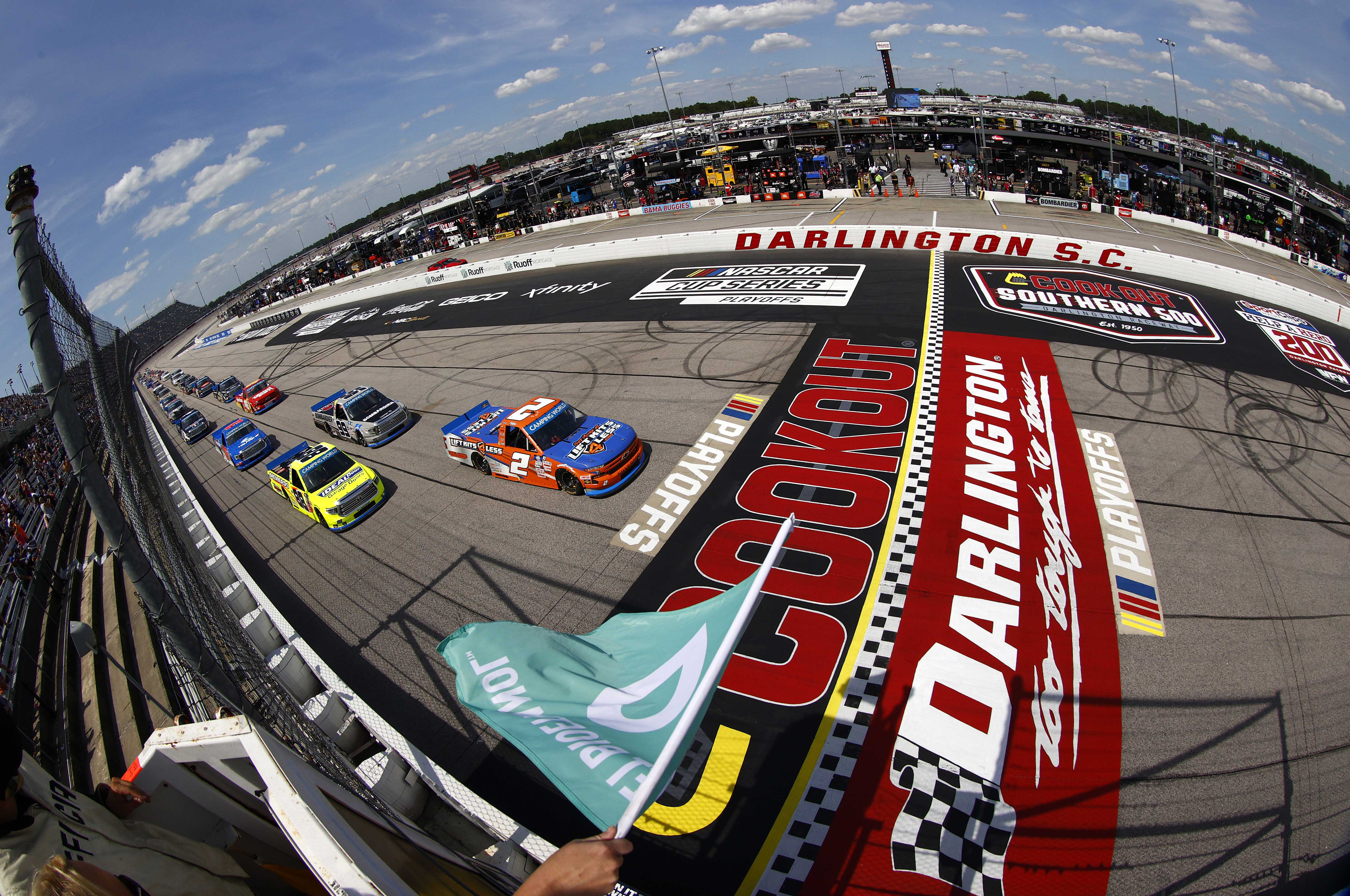 NASCAR Truck Series - Darlington Raceway