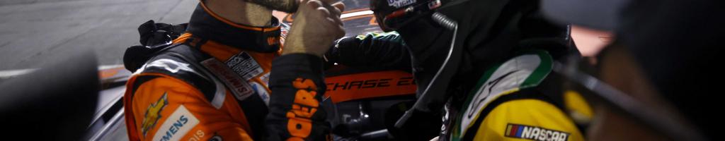 NASCAR reacts to Chase Elliott, Kevin Harvick confrontation after Bristol