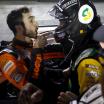 NASCAR drivers Chase Elliott and Kevin Harvick talk - Bristol Motor Speedway - NASCAR Cup Series