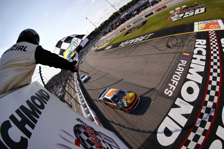 Noah Gragson wins Richmond Raceway - NASCAR Xfinity Series