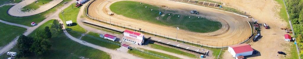 Stateline Speedway: Dirt track for sale