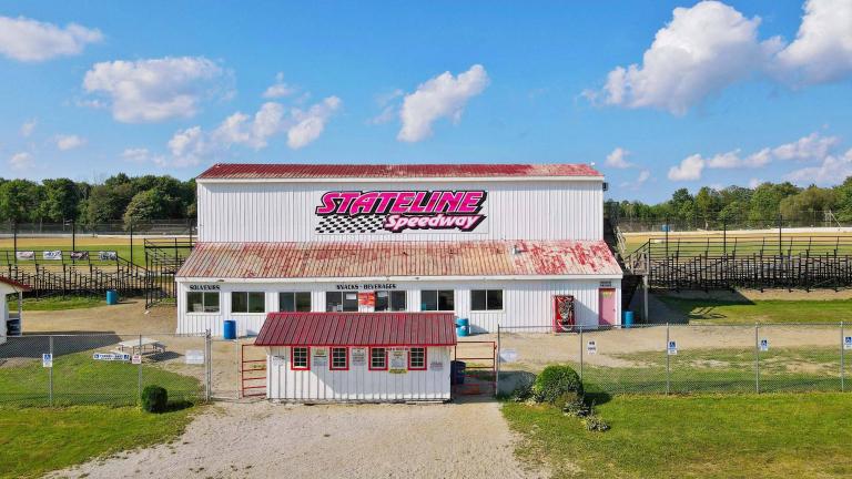 Stateline Speedway for sale