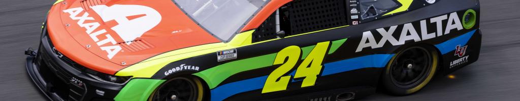 Retired NASCAR drivers to run Next Gen car at Bowman Gray Stadium