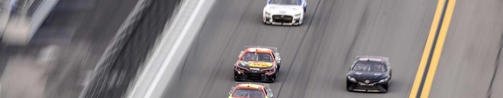 NASCAR Next Gen car won't have rear-view mirrors