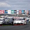 AJ Allmendinger, Ty Gibbs, Harrison Burton on the Charlotte ROVAL - NASCAR Xfinity Series