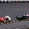 Bubba Wallace, Kurt Busch, Christopher Bell - Talladega Superspeedway - NASCAR Cup Series