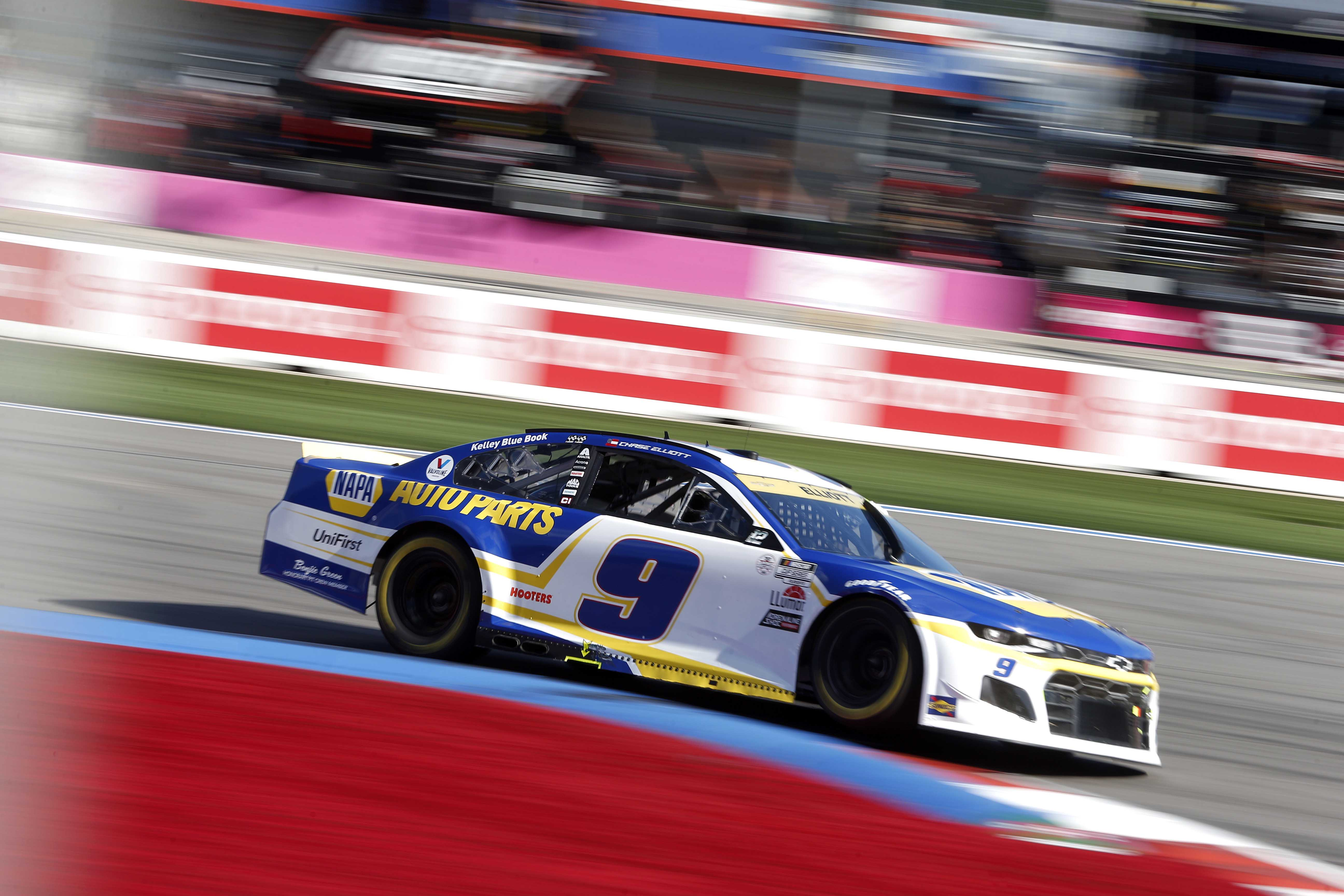 Chase Elliott - Charlotte Roval - NASCAR Cup Series