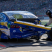 Chase Elliott crashed by Kevin Havick - Charlotte Motor Speedway ROVAL - NASCAR Cup Series 2