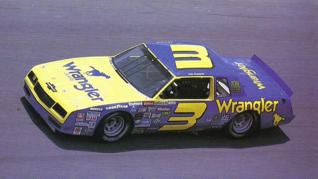 Dale Earnhardt 1984