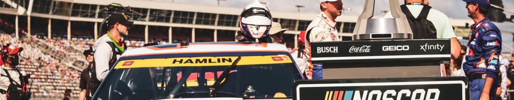 NASCAR Penalty Report: October 2021 (Charlotte ROVAL)