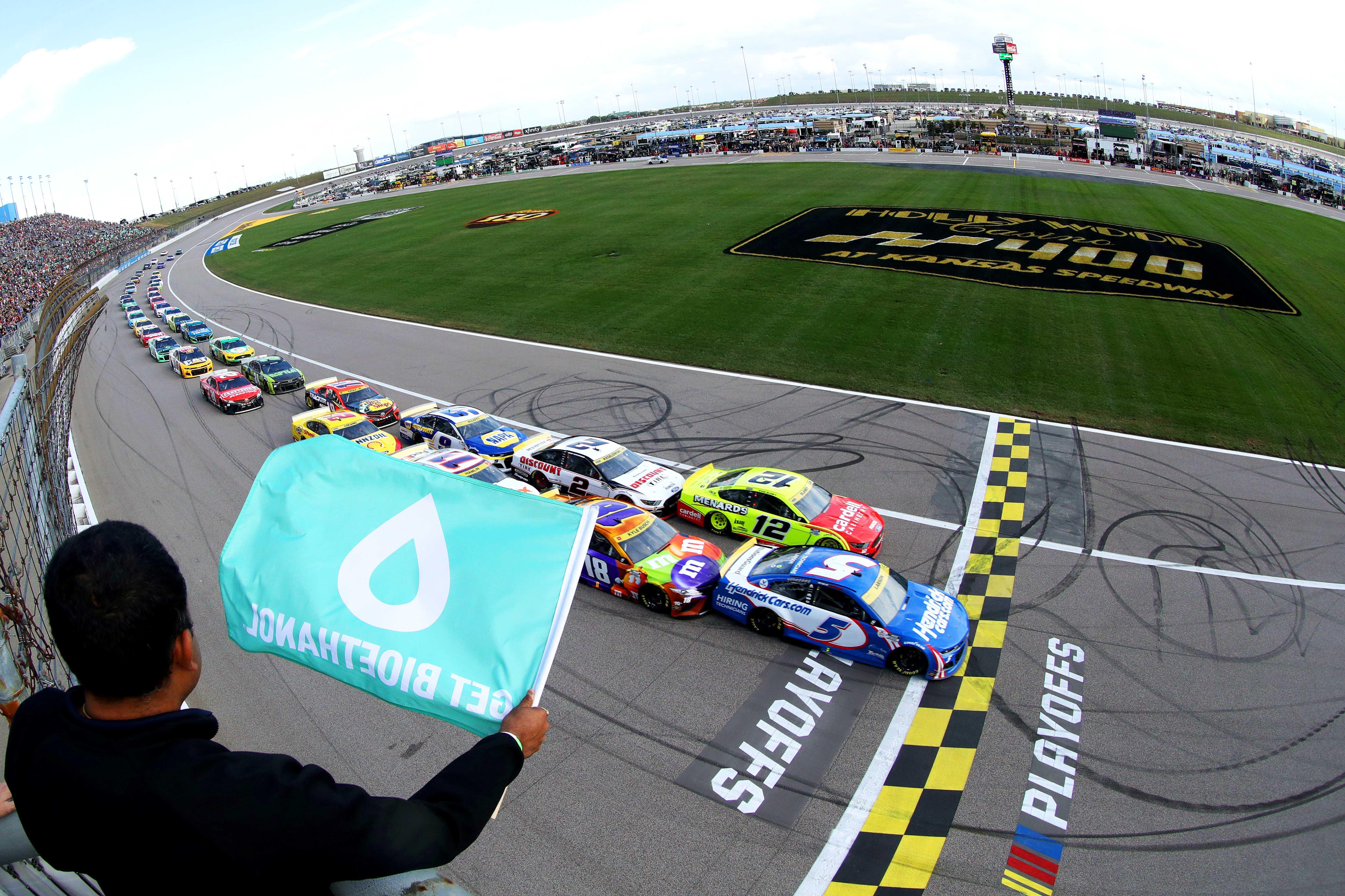 Kansas Speedway - NASCAR Cup Series