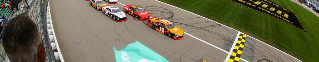 Kansas Race Results: October 23, 2021 (NASCAR Xfinity Series)