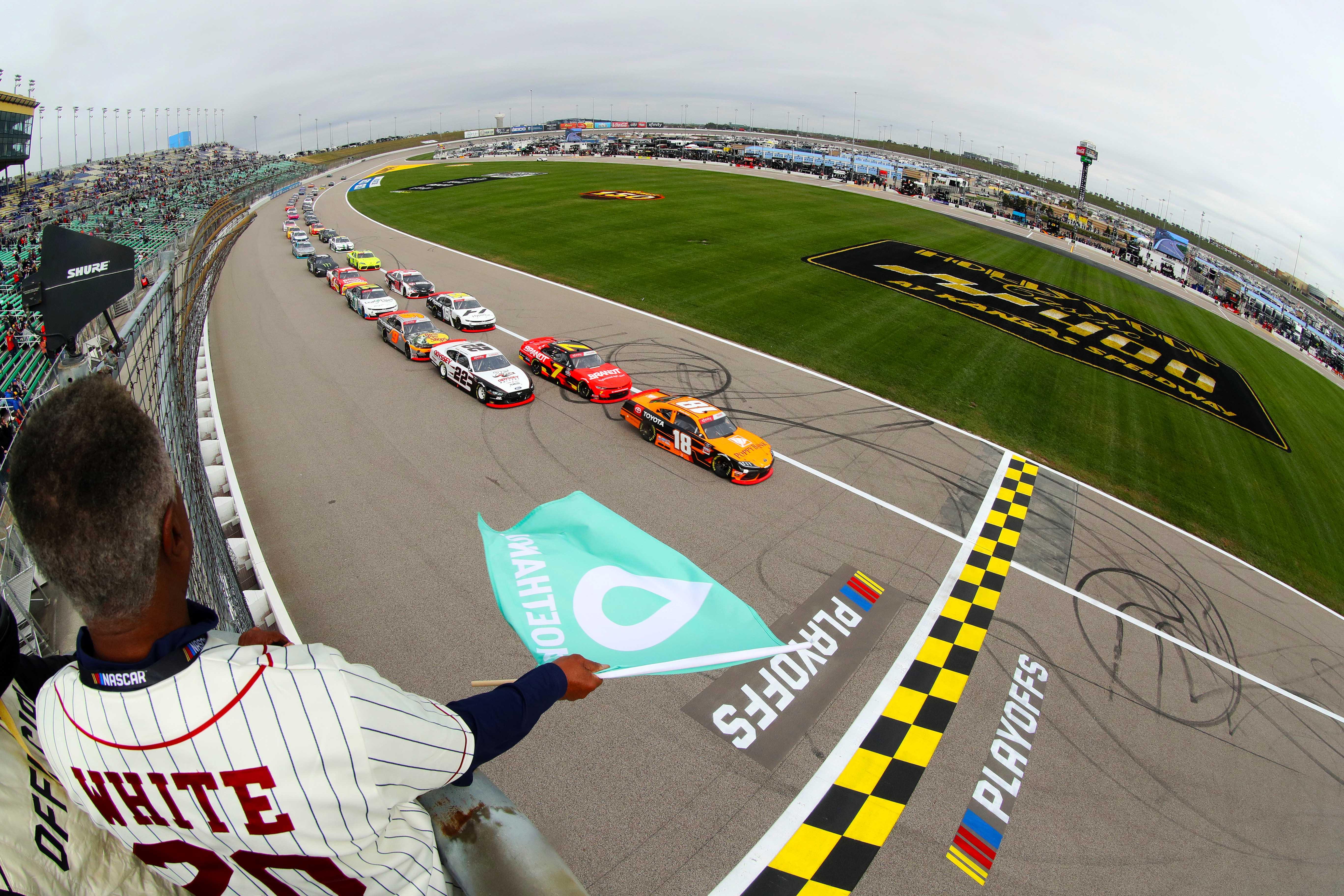 Kansas Speedway - NASCAR Xfinity Series