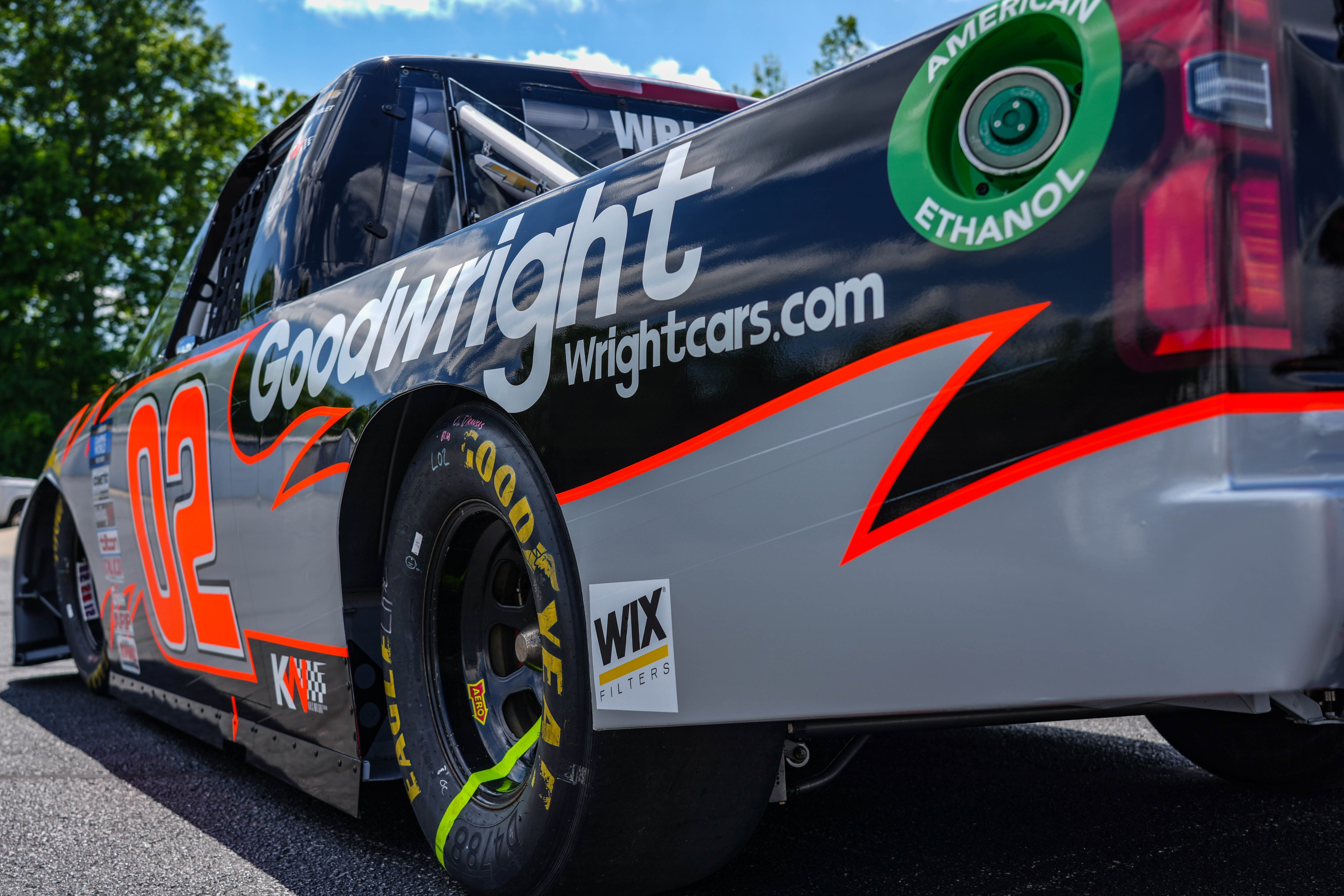 Kris Wright - Young's Motorsports - NASCAR Truck Series