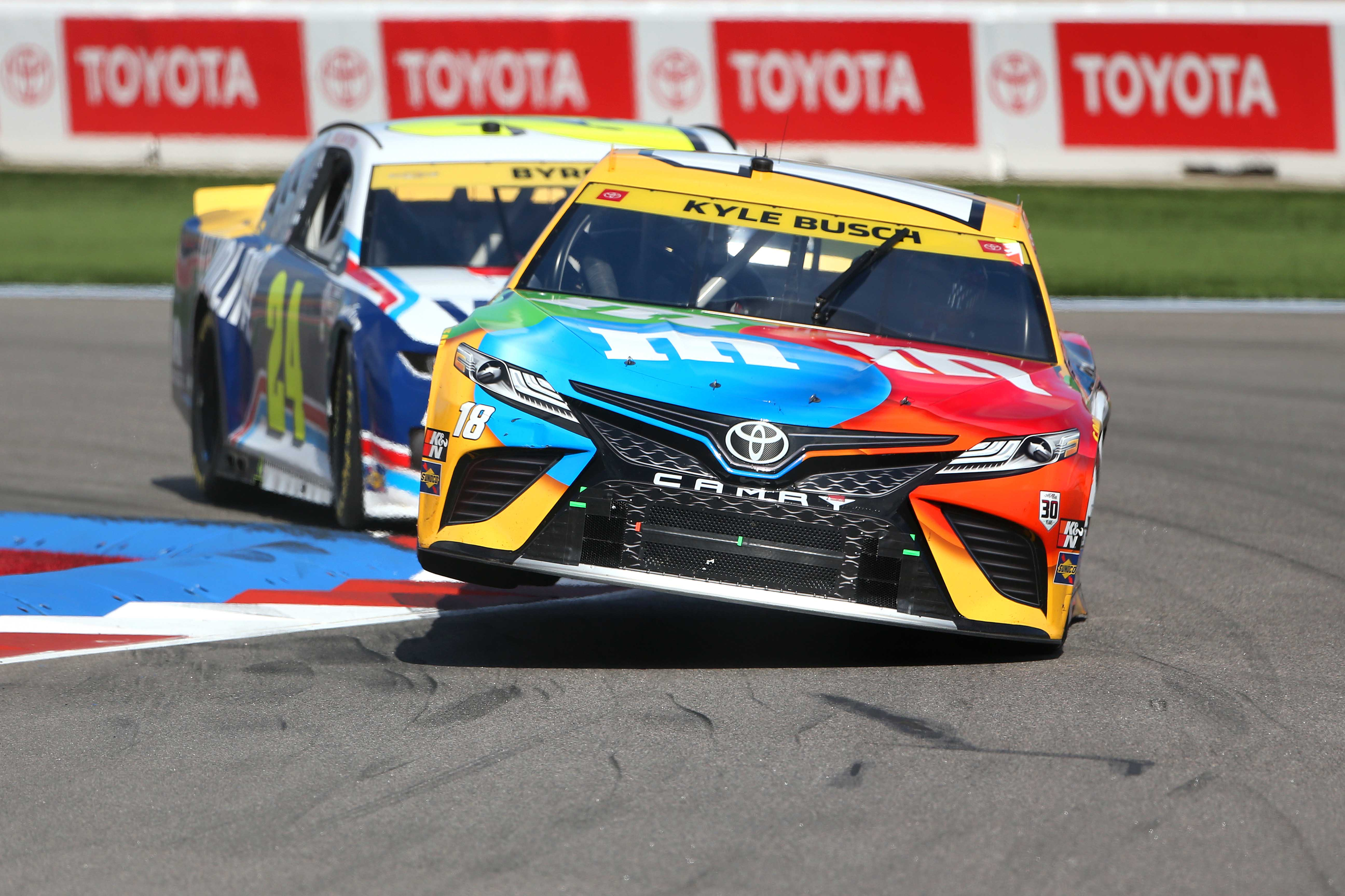 Kyle Busch - Charlotte Roval - NASCAR Cup Series