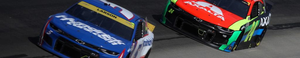 NASCAR TV Ratings: Texas Motor Speedway (October 2021)