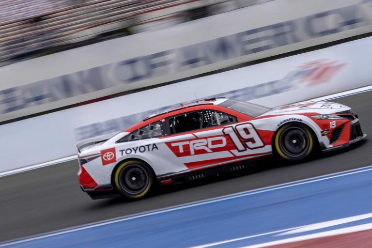 Martin Truex Jr - NASCAR Next Gen test - Charlotte ROVAL - NASCAR Cup Series