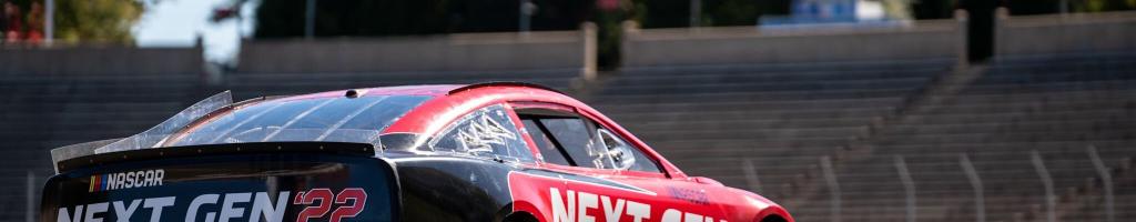 NASCAR Next Gen test at Bowman Gray Stadium (Video)