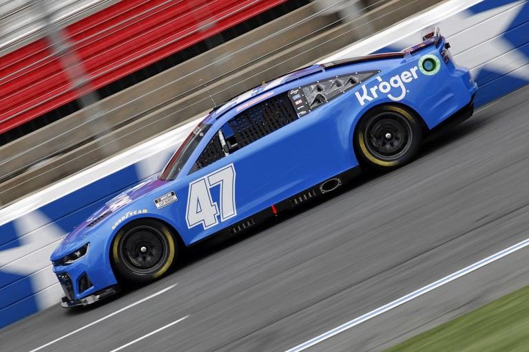 Ricky Stenhouse Jr - NASCAR Next Gen test - Charlotte ROVAL - NASCAR Cup Series