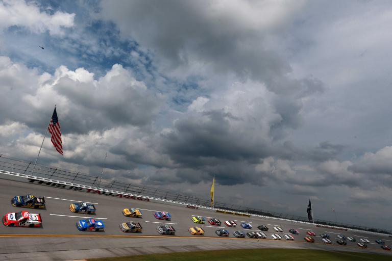 Talladega Superspeedway - NASCAR Truck Series
