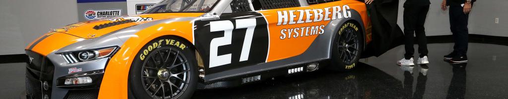 Team Hezeberg to field 2022 NASCAR Cup entry for Villeneuve, Hezemans