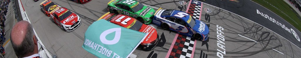 Texas Race Results: October 17, 2021 (NASCAR Cup Series)