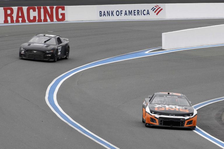 Ty Dillon - NASCAR Next Gen test - Charlotte ROVAL - NASCAR Cup Series