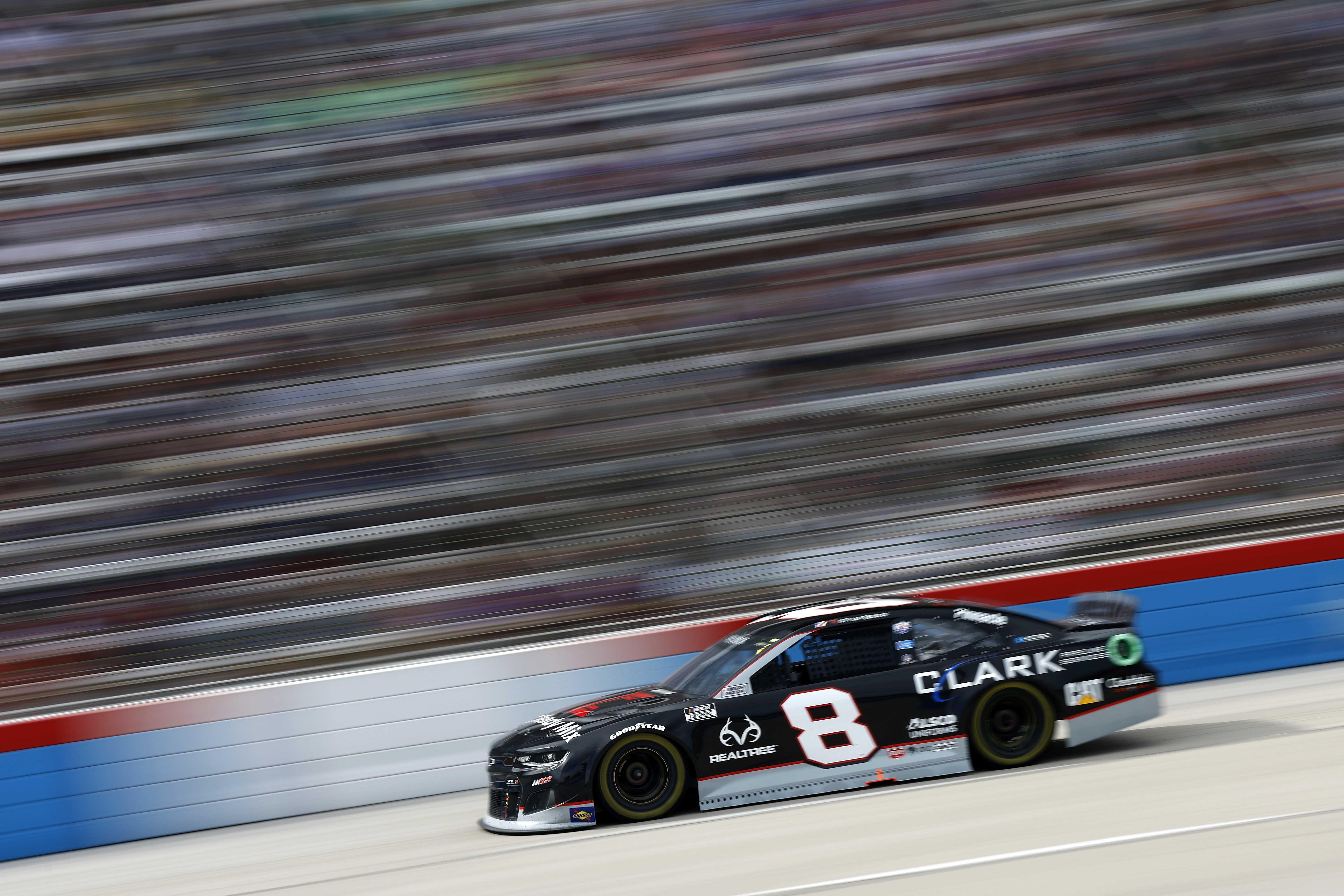 Tyler Reddick - Texas Motor Speedway - NASCAR Cup Series - Dale Earnhardt Throwback