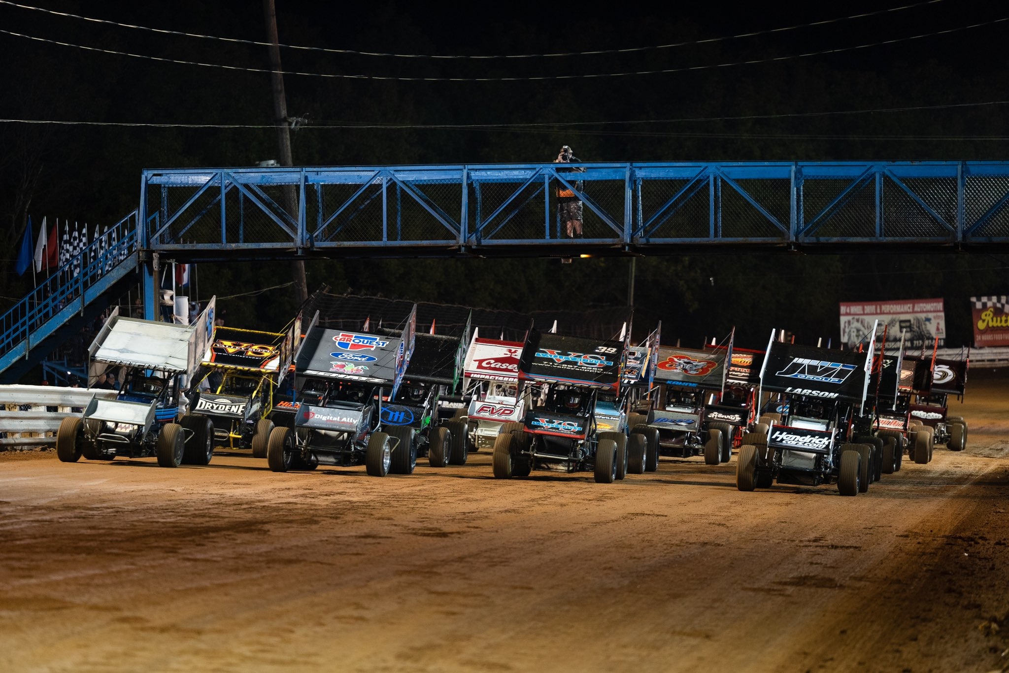 World of Outlaws - Williams Grove Speedway